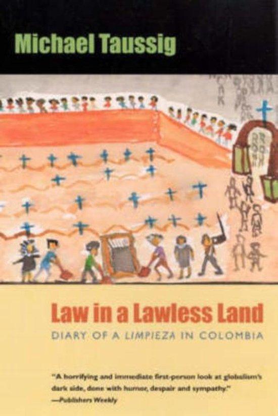 Afbeelding van Law in a Lawless Land