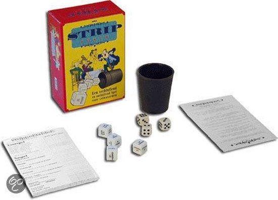 Afbeelding van het spel Strippoker