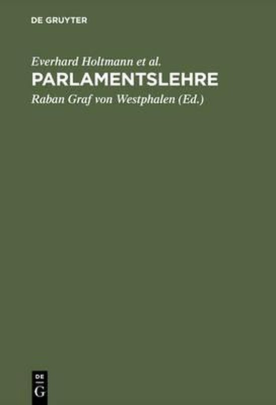Parlamentslehre
