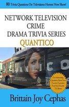 Network Television Crime Drama Trivia Series-Quantico