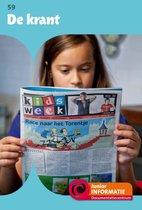 Junior Informatie 59 -   De Krant