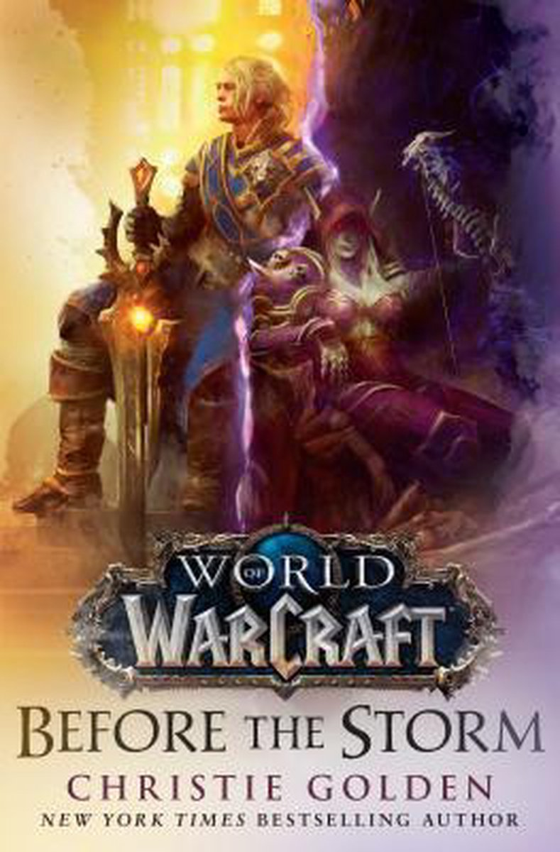 Before the Storm (World of Warcraft) - Christie Golden