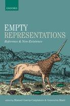 Empty Representations