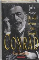 Boek cover De vele levens van Joseph Conrad van J. Stape (Hardcover)