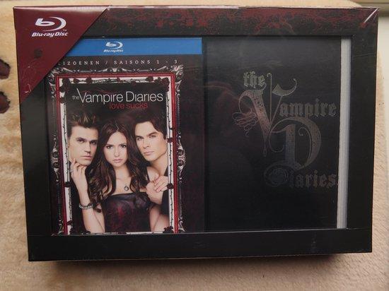 Vampire Diaries -S 1-3