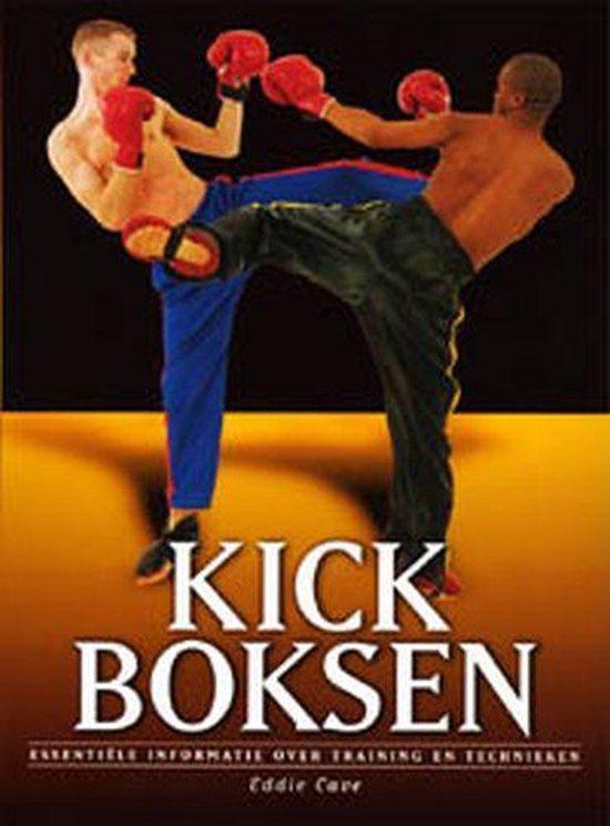 Cover van het boek 'Kickboksen'