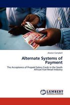 Alternate Systems of Payment