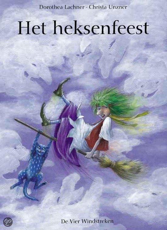 Boek cover Heksenfeest van Christa Unzner (Hardcover)