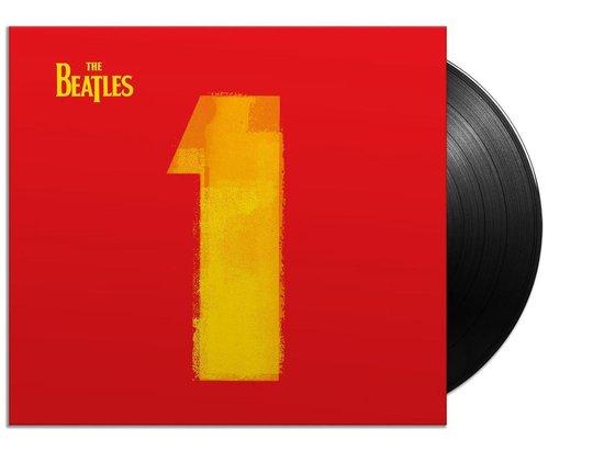 CD cover van 1 (LP) van The Beatles