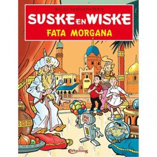 Suske en WiskeFata morgana (efteling uitgave) - w .v.d.Steen |