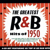 Greatest R&B Hits Of 1950