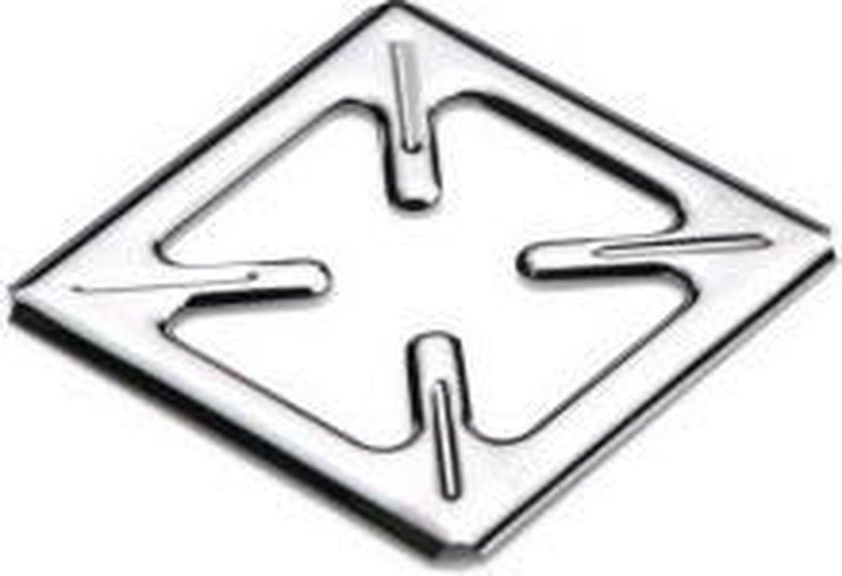Gaspitverkleiner 10,5x10,5 cm