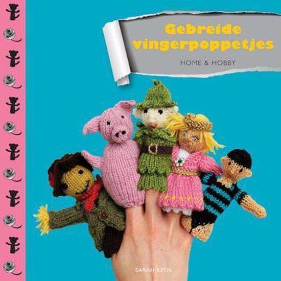 Gebreide vingerpoppetjes - Susie Johns pdf epub