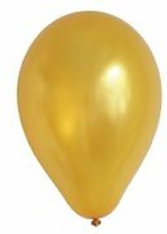 My Little Day - Ballonnen - Goud - 10 stuks - 30cm