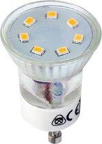 Kanlux -GU10 mini- LED Spot - 2.2W=19W -Warmwit 3000K 230VAC 120° 35mm 14946