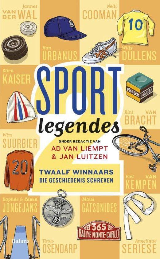 Sport legendes - Ad van Liempt pdf epub