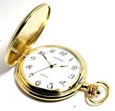Mooi heren horloge van het merk Adora goudkleurig -SAO,OU- 1-115237-001 - TU9049