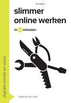 Digitale trends en tools in 60 minuten 3 -   Slimmer online werken in 60 minuten