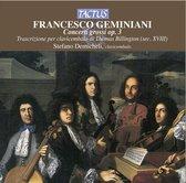 Concerti Grossi Op. 3 Trascrizione