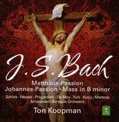 Bach:Matthaus-Und Johannes-Pas