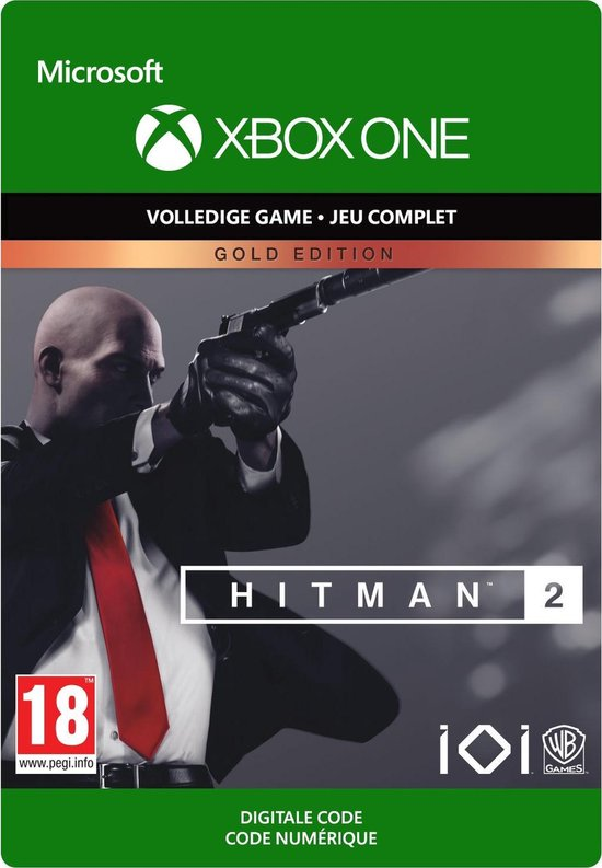Hitman 2: Gold Edition – Xbox One Download