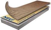 Ondervloer voor LVT, PVC- en Vinylvloeren, Selit-Bloc 10 db, dikte 1,5mm, 10m2 per pak, met antislip
