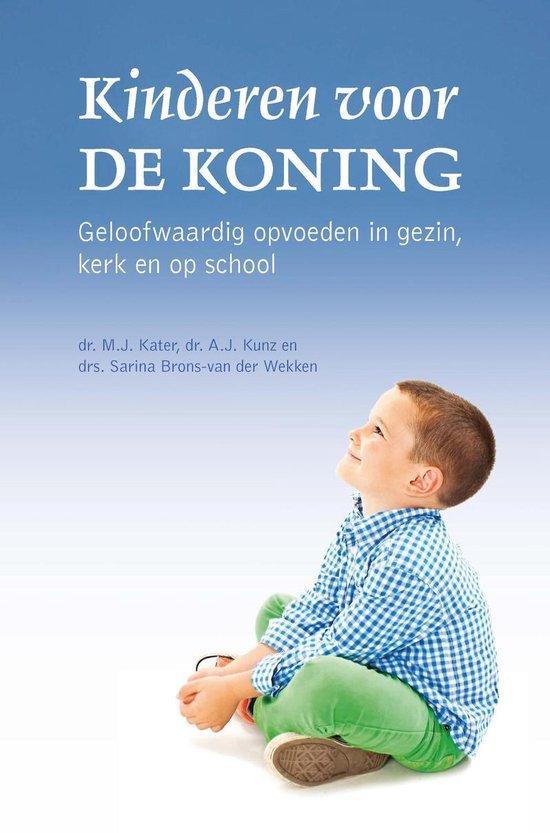 Kinderen voor de koning - M.J. Kater |