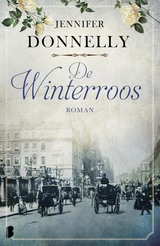 Boek cover De winterroos van Jennifer Donnelly (Onbekend)