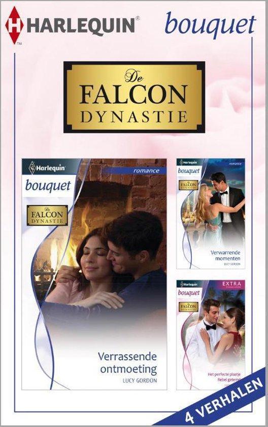 De Falcon dynastie - eBundel met de complete miniserie - Lucy Gordon |
