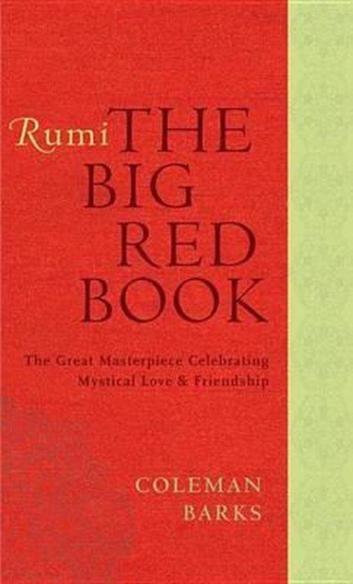 Afbeelding van Rumi: The Big Red Book