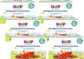 HiPP BIO thee vanaf 4m - Biologische Vruchtenthee - 6 stuks 40gr