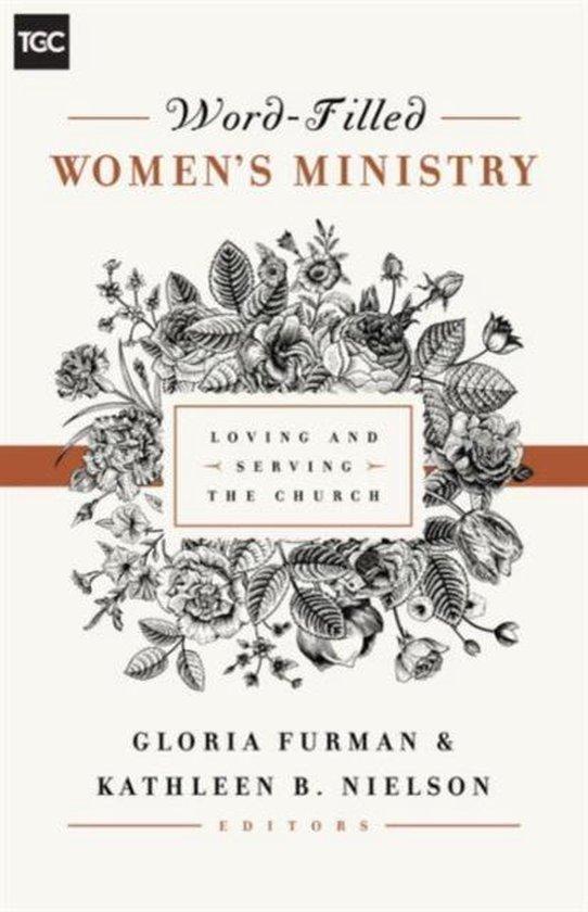 Boek cover Word-Filled Womens Ministry van Nancy Guthrie (Paperback)