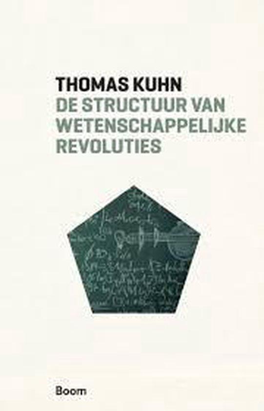 Boom klassiek 21: De structuur van wetenschappelijke revoluties - Thomas S. Kuhn pdf epub