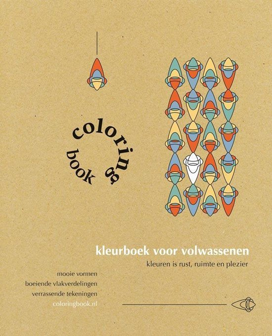 Coloringbook - Saskia Vis |