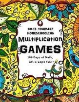 Multiplication Games - 180 Days of Math, Art & Logic Fun