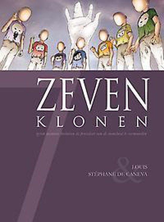Zeven hc10. zeven klonen 10/14 - Stéphane de Caneva |