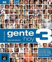 Gente Hoy 3 libro del alumno + CD audio