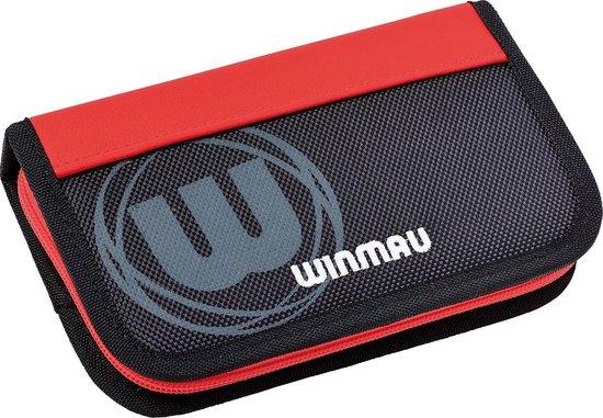 Afbeelding van het spel Winmau Urban Pro dartcase rood - 18 x 11 x 3 cm