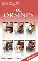 Omslag Bouquet Bundel - De Orsini's (6-in-1)