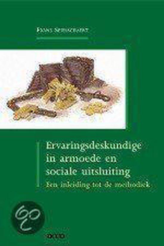 Ervaringsdeskundige in armoede en sociale uitsluiting. een inleiding tot de methodiek - Frans Spiesschaert |