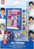 One Direction 5pc stationery sets