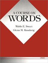 A Course on Words