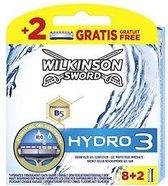 Wilkinson Hydro 3 8+2 scheermesjes