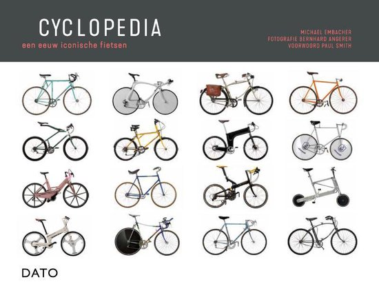 Cyclopedia - Martin Strubreiter |