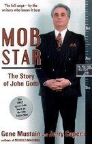 Boek cover Mob Star van Gene Mustain
