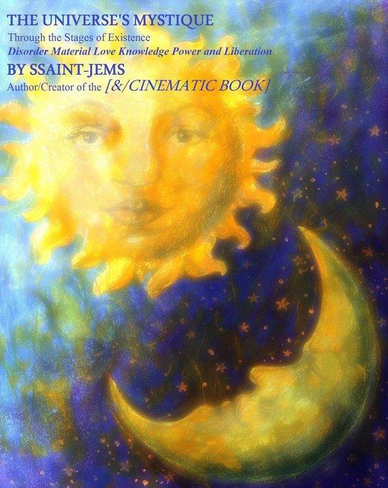 Boek cover The Universes Mystique van Ssaint-Jems (Onbekend)