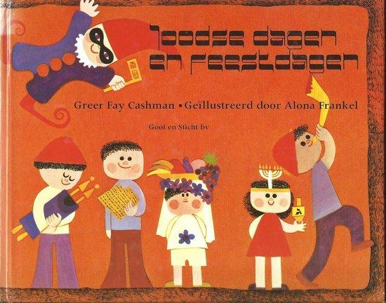Joodse dagen en feestdagen - Cashman  