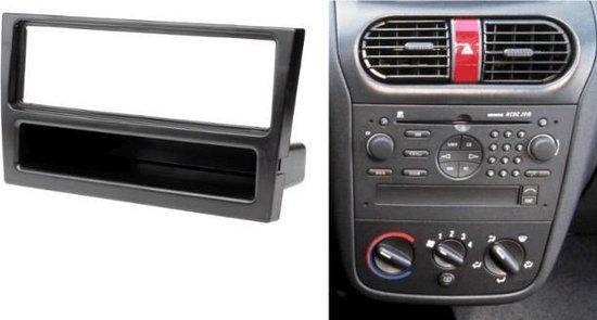 1din autoradio frame Opel corsa 2000 tot 2006   11-027