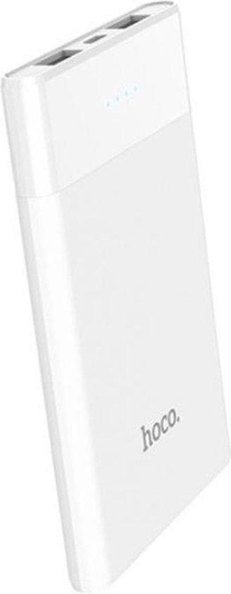 HOCO Entourage 5000mAh B35D Slim Powerbank 5V/1A - Wit