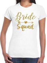 Fonkelnieuw bol.com | Vrijgezellenfeest Bride to be Cupido goud glitter t DH-78